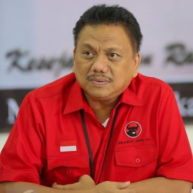 Olly Kembali Jabat Bendahara DPP PDI-P, Ini Pengurus Lengkapnya