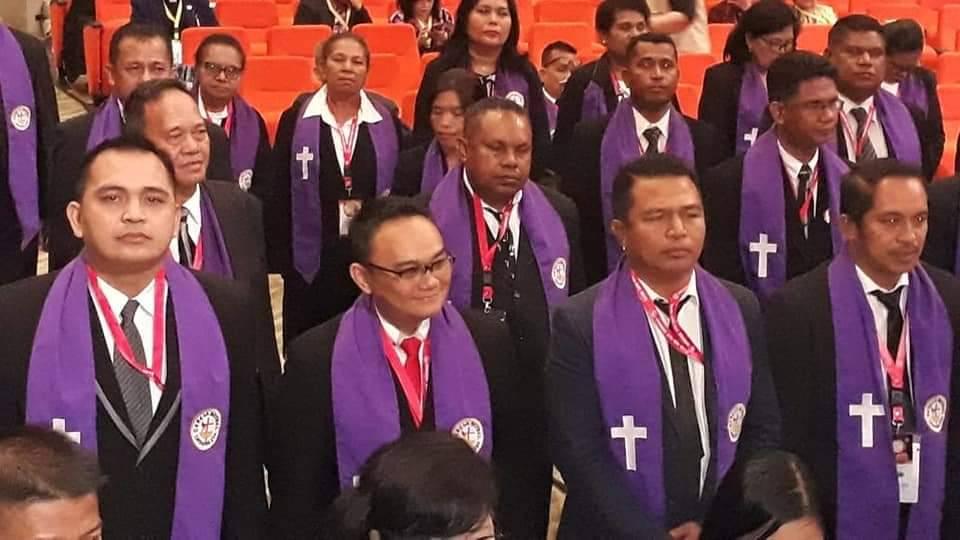 Dua Tonaas LMI Dilantik jadi Pendeta