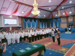 Lantik 262 Pejabat, Wawali Mor Ungkap Ada yang Tidak Senang