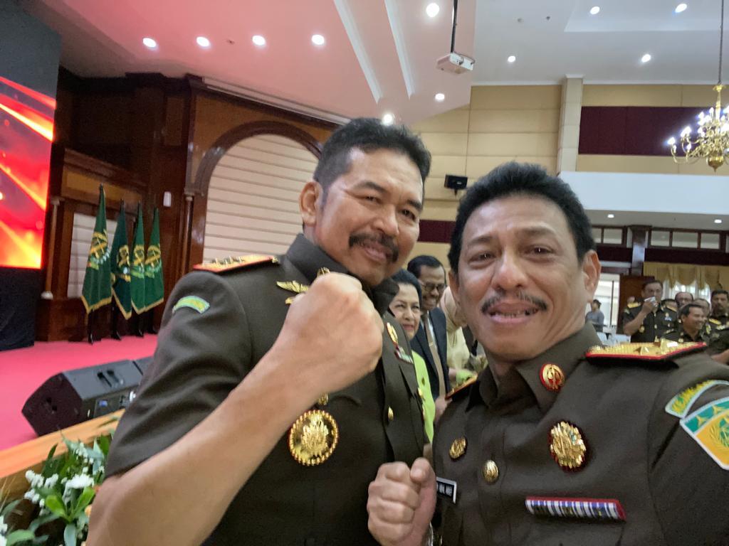 Diminta Jokowi, Kajati Tegaskan Institusinya Netral
