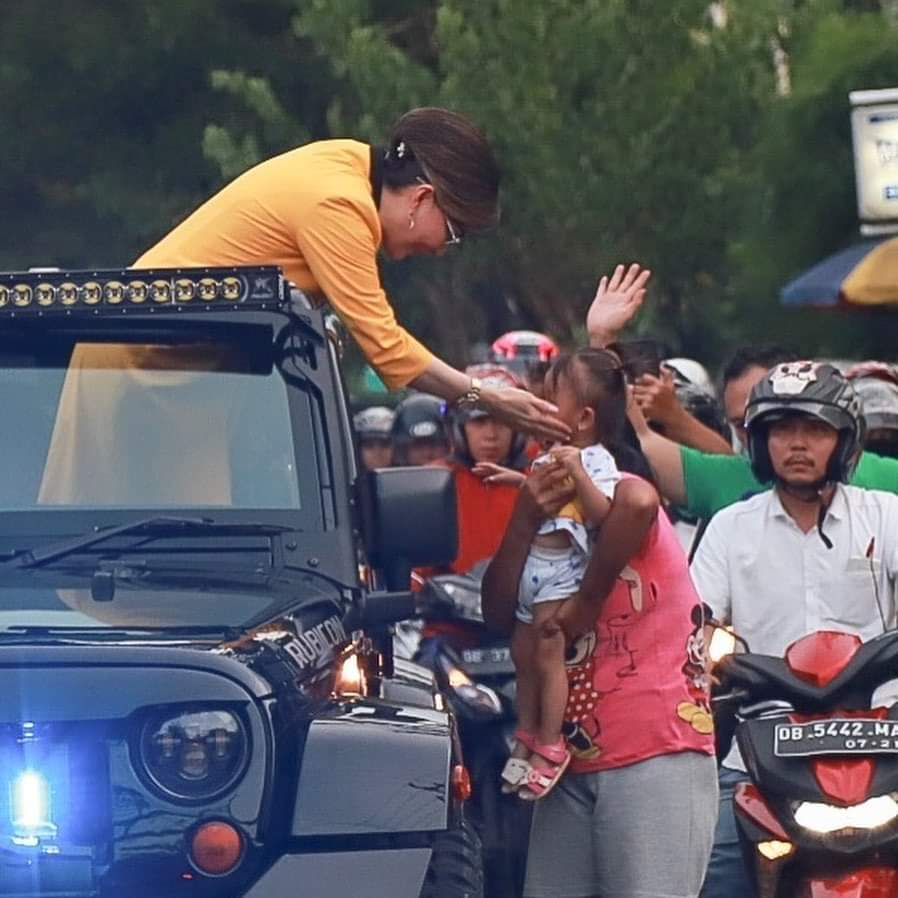 Tepis Isu Plt Ketua Golkar Sulut, CEP: Di Mana Mereka Waktu Pilkada Lalu?