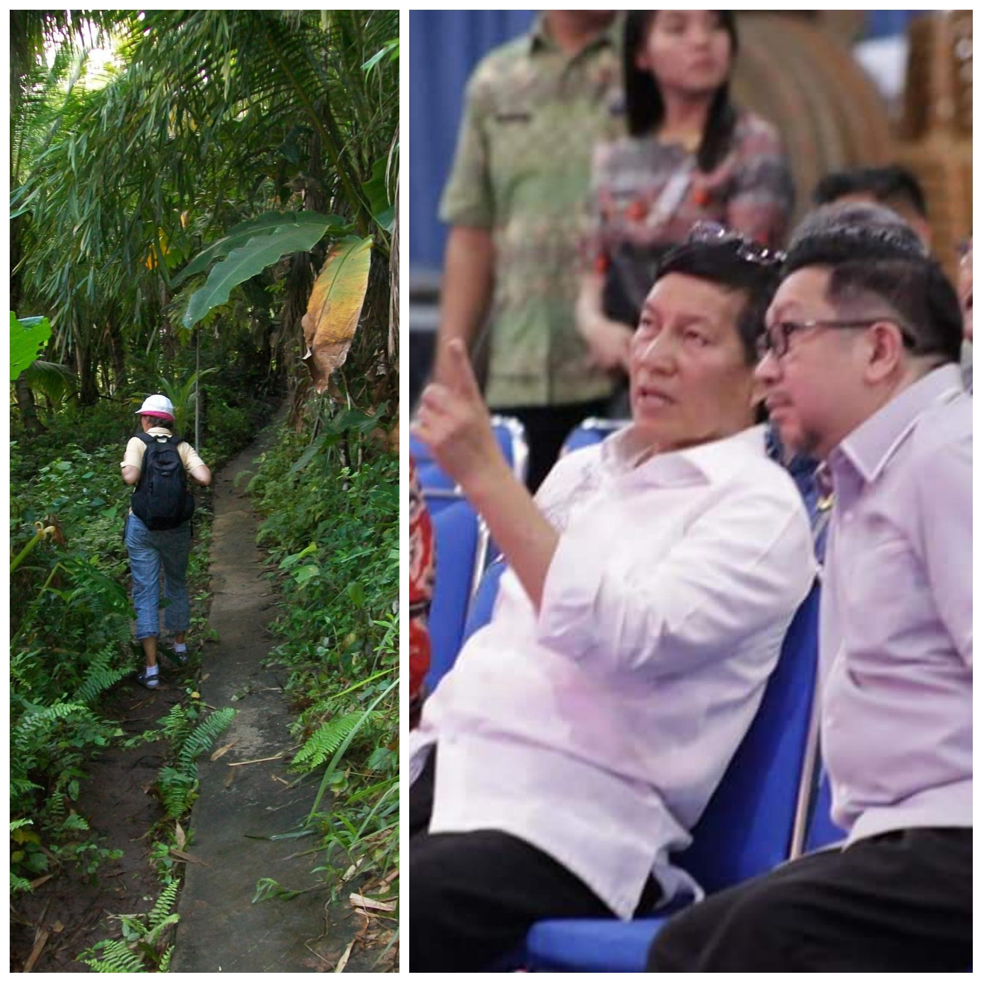 GSVL-MOR Jadikan Puncak Manado Tua Lokasi Wisata Religi