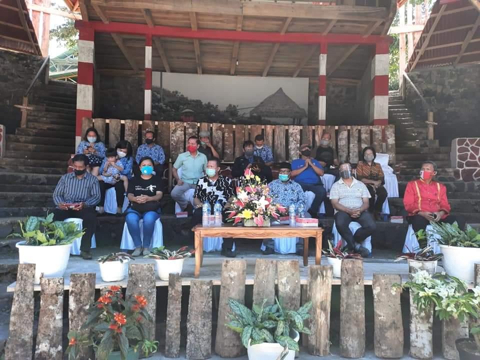 Hadiri Workshop, Founder Frame Penjaga Budaya Jadi Garda Terdepan Kembangkan Seni dan Budaya