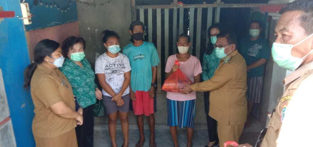 Gerak Cepat E2L-MAP Salurkan Bantuan untuk Warga Desa Rusoh