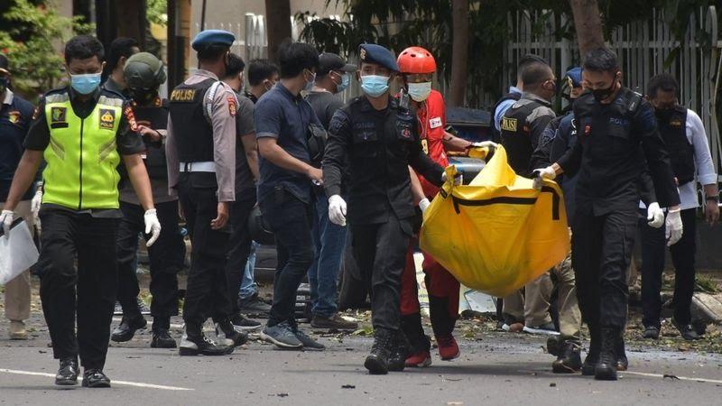 Berafilisasi dengan JAD, Pelaku Bom Bunuh Diri di Makassar Pasutri yang Baru 6 Bulan Menikah