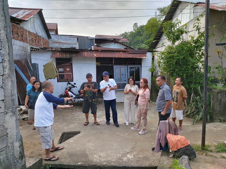 Serap dan Tindaklanjut Aspirasi Warga, DPRD Manado Intens Turun Lapangan