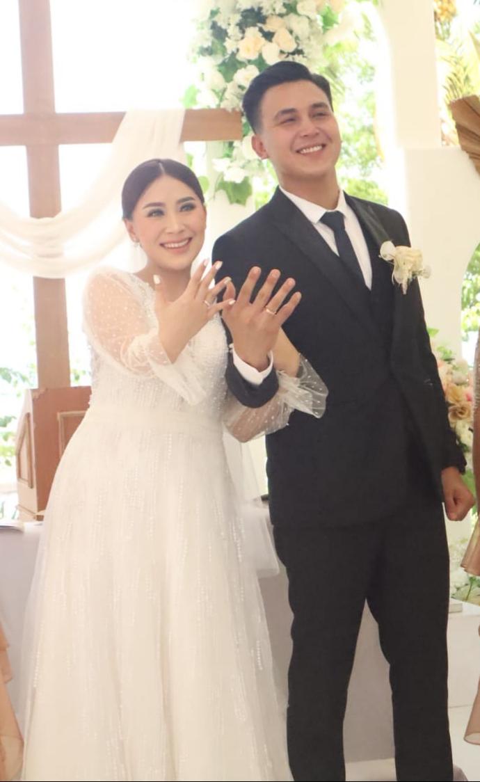 Walikota Manado Jadi Pencatat Nikah Putri Tonaas Wangko LMI, Andrei Angouw dan Carrol Senduk Saksi