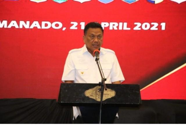 Pertumbuhan Ekonomi Sulut Positif di Tengah Pandemi, Gubernur Olly Kembali Ajukan Pinjaman Rp 600 M