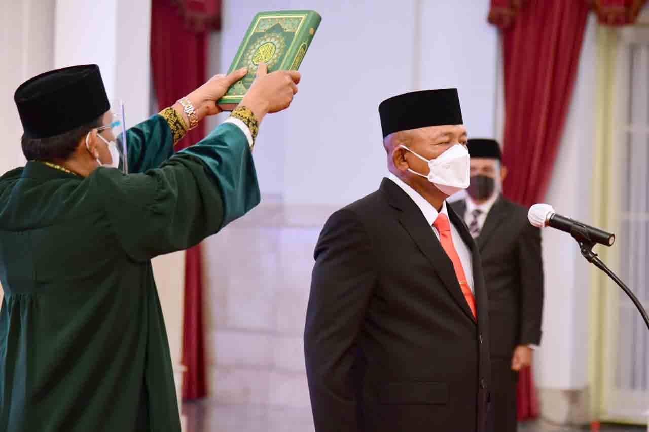BNPB Miliki Pemimpin Baru, Pernah Berkarya di Sulut