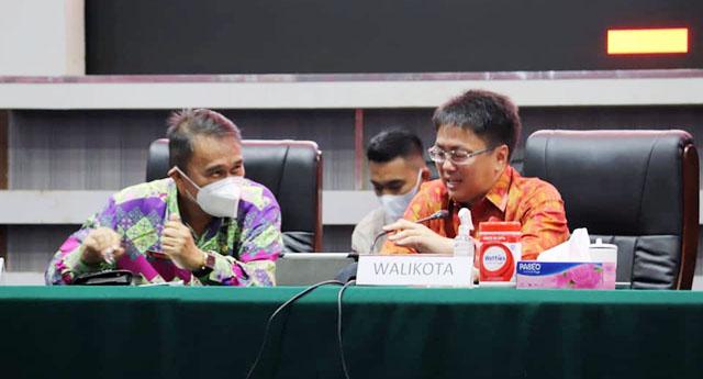 Minta RKPD Diselaraskan dengan Visi dan Misi AARS, Walikota Ungkap Sejumlah Masalah