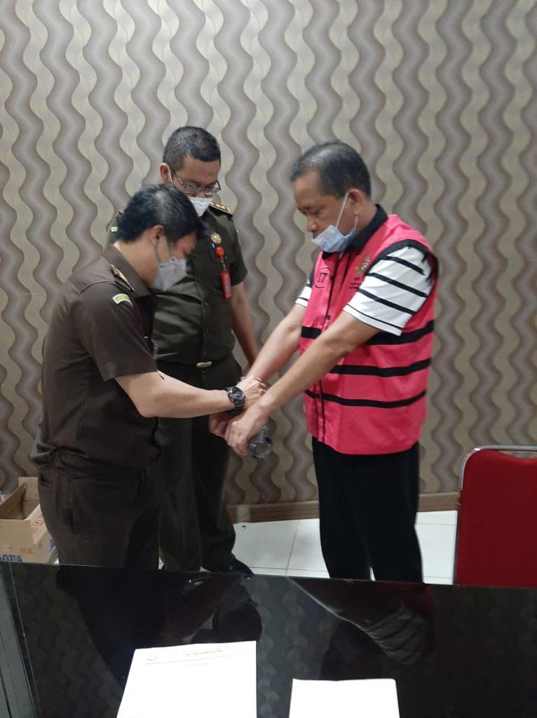 Penyidik Kejagung Tahan Tersangka Kasus IUP Batubara