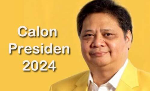 DPP Instruksikan Kader Golkar Pasang Baliho Airlangga Capres 2024
