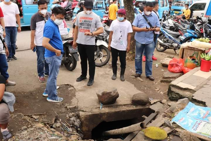 Walikota Manado Blusukan Tinjau Infrastruktur Pasar, Bukti Pemerintah Tak Meluluh Fokus Retribusi