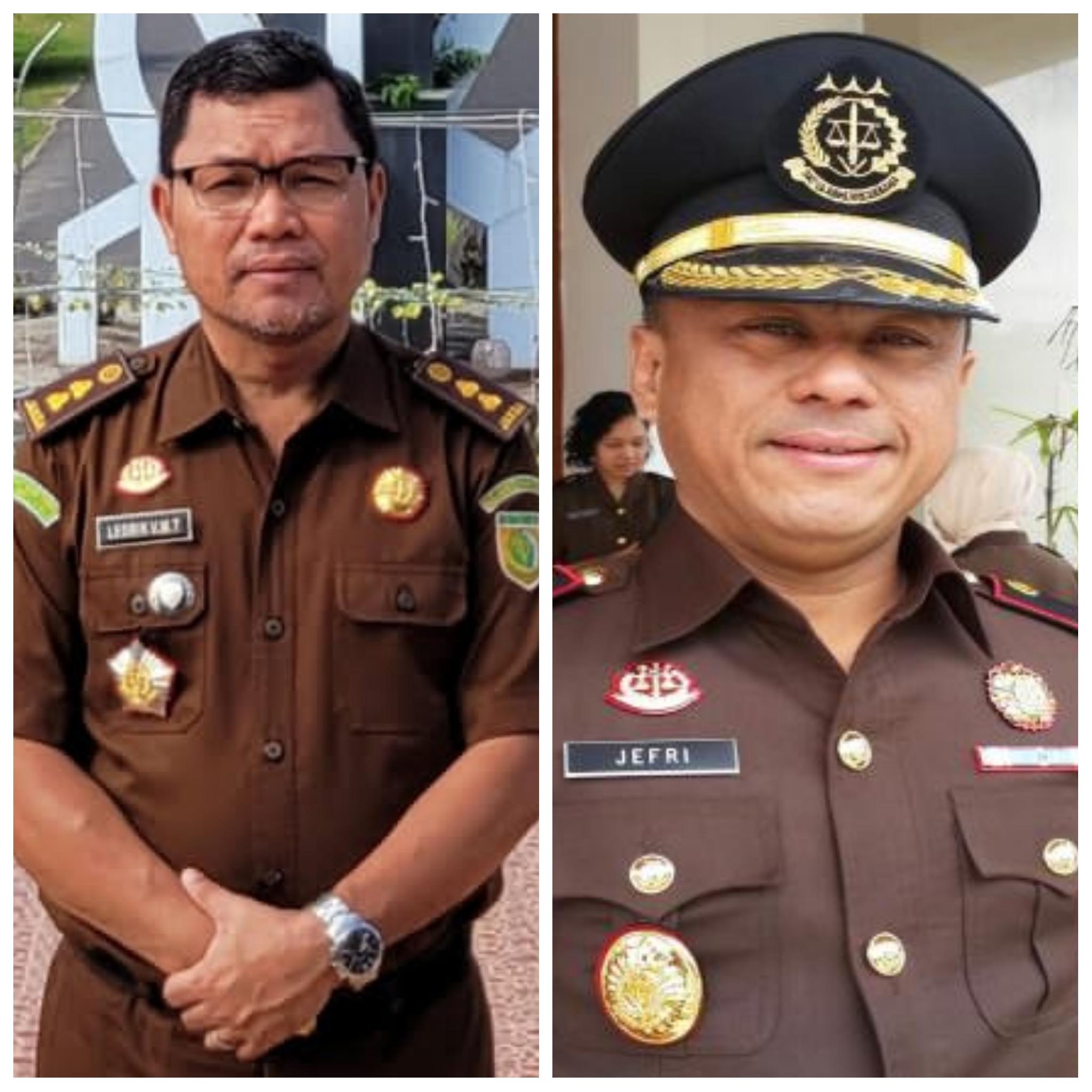 Dua Putra Terbaik Nusa Utara Dipromosi Jabat Kajari