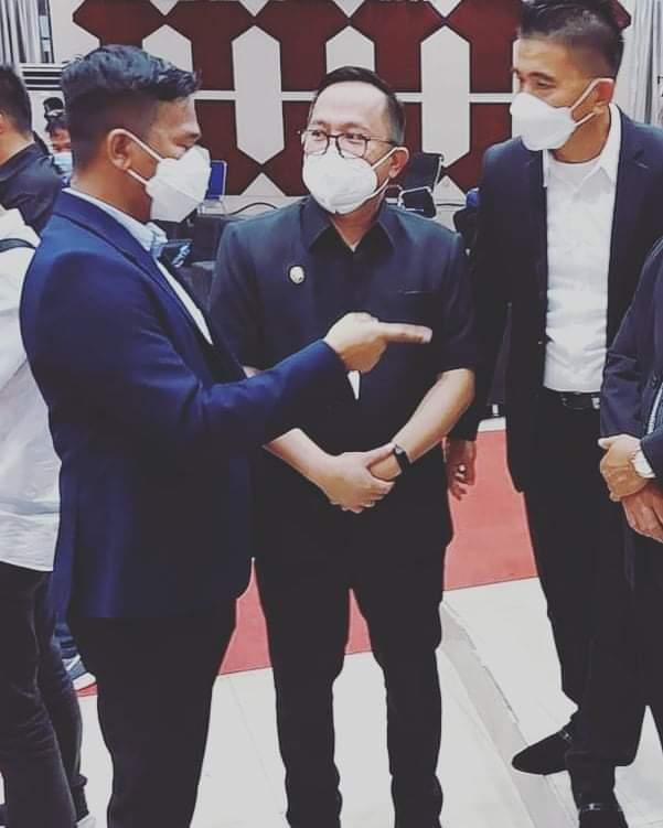 Dari Penyelenggara Pemilu Menjadi Wakil Rakyat, Walikota Manado Sebut Dolfie Angkouw Jadi Inspirasi Bagi 3 Sosok Ini