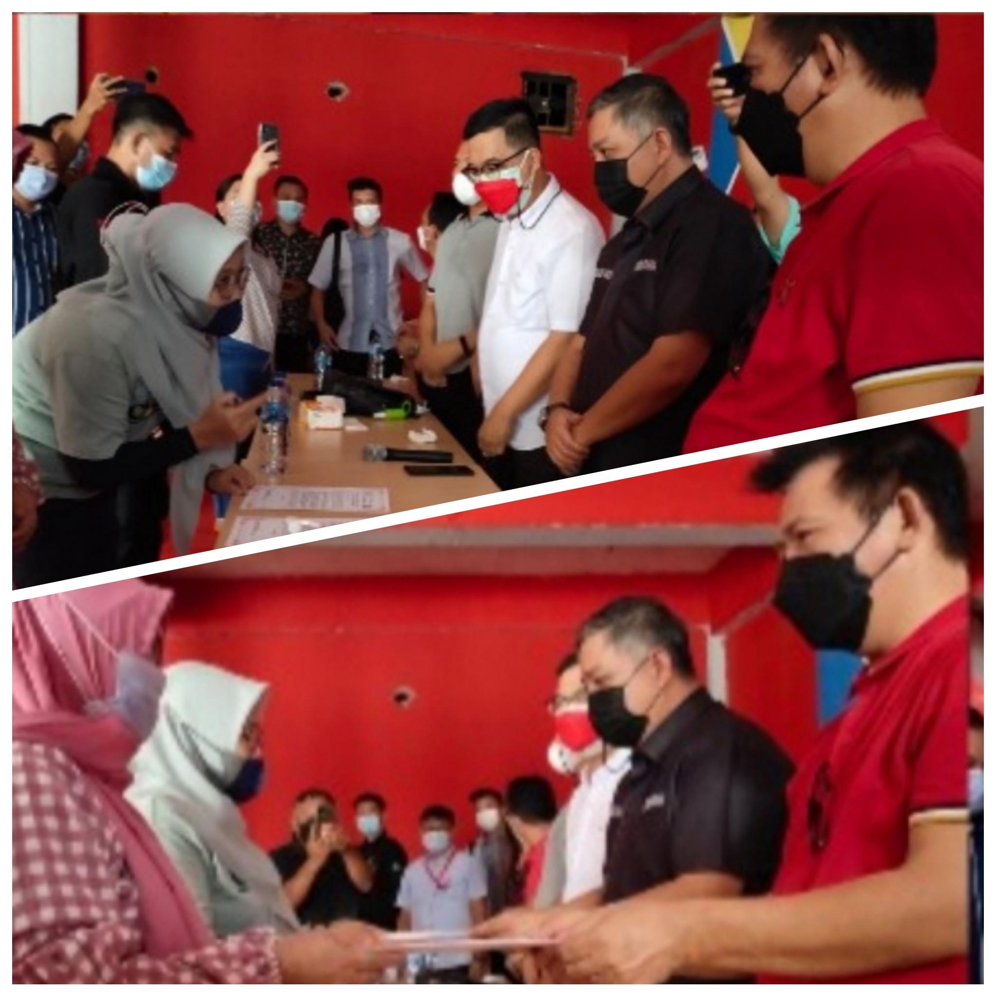 Tegas! PD Pasar Manado Komit Berantas Pungli, Roeroe: Sanksinya Pelaku Dipecat dan Ijin Usaha Dicabut, Bahkan Diproses Hukum